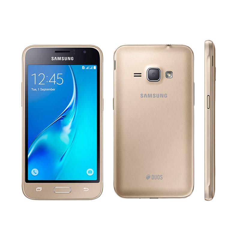 Samsung Galaxy J1 2016 SM-J120G Smartphone - Gold