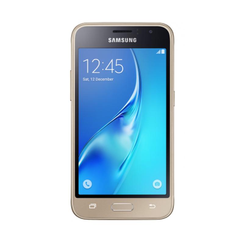 Samsung Galaxy J1 2016 Smartphone - Gold