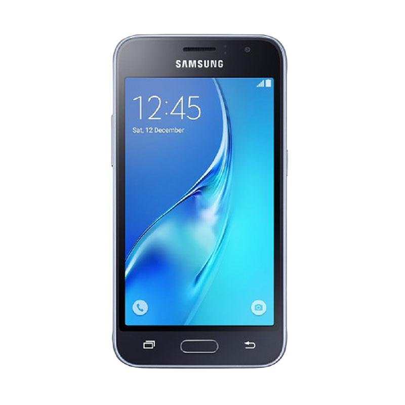 Samsung Galaxy J1 2016 Smartphone - Hitam [8 GB]