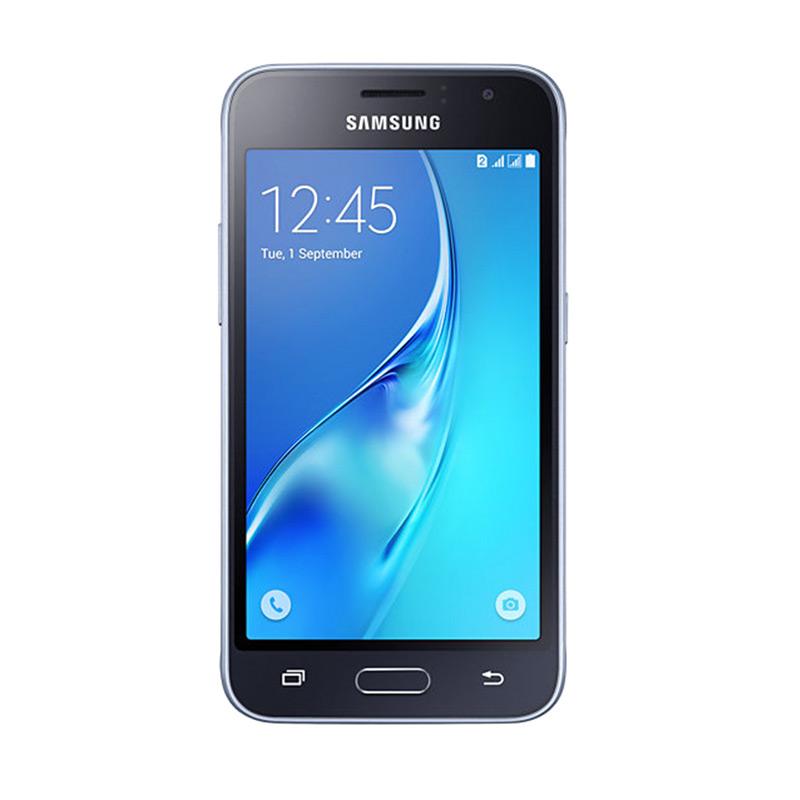 Samsung Galaxy J1 2016 Smartphone - Hitam