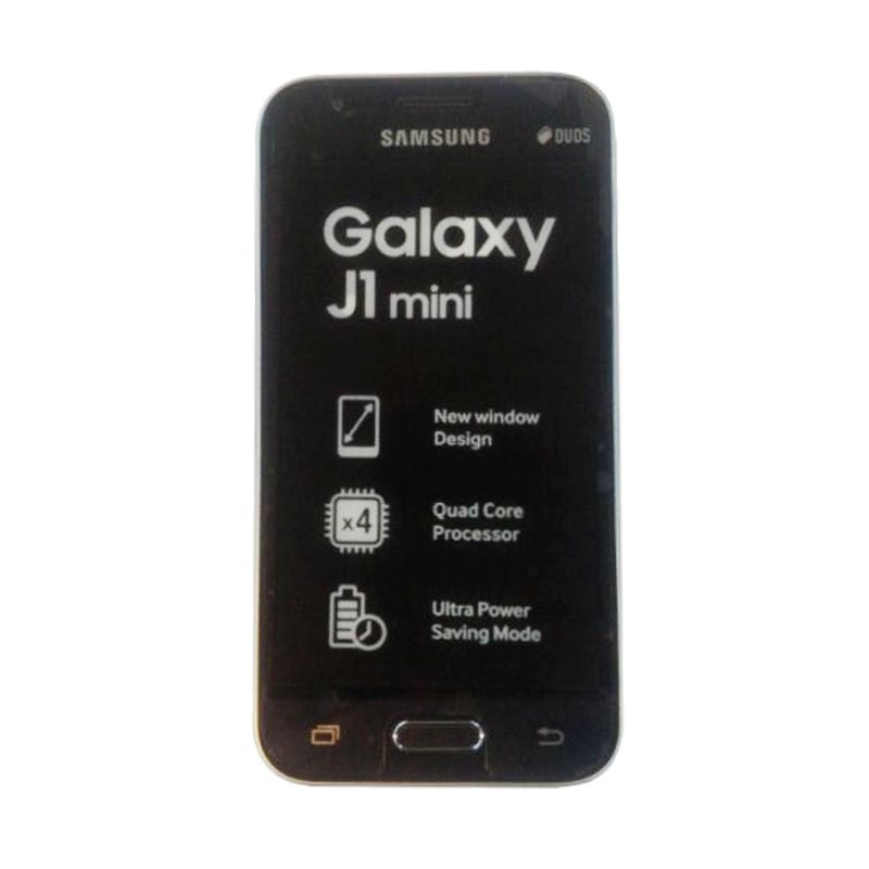 Samsung Galaxy J1 Mini Smartphone - Black