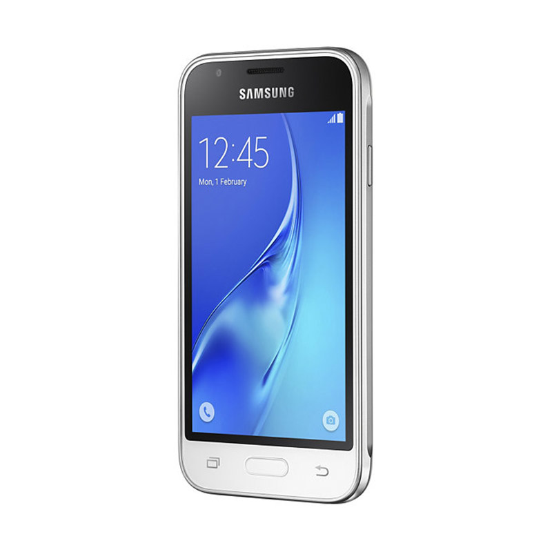 Samsung Galaxy J1 Mini Smartphone - White