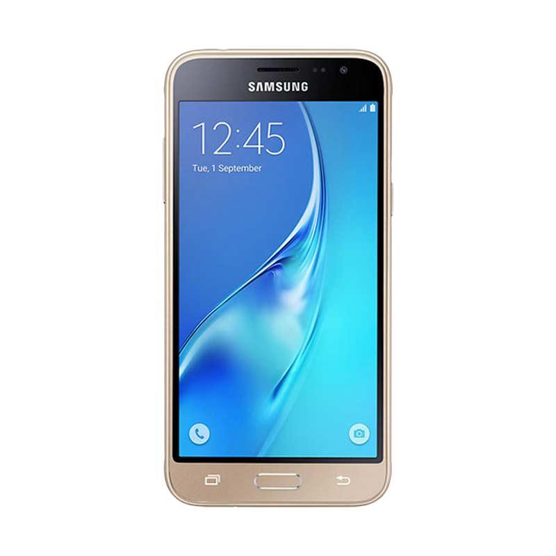 Samsung Galaxy J3 2016 Smartphone - Gold [8 GB]