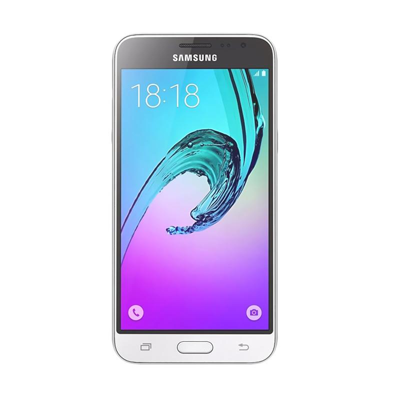 Samsung Galaxy J3 2016 Smartphone - White