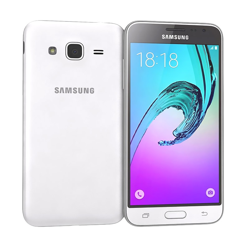 jual weekend deal samsung galaxy j3 2016 smartphone. Black Bedroom Furniture Sets. Home Design Ideas