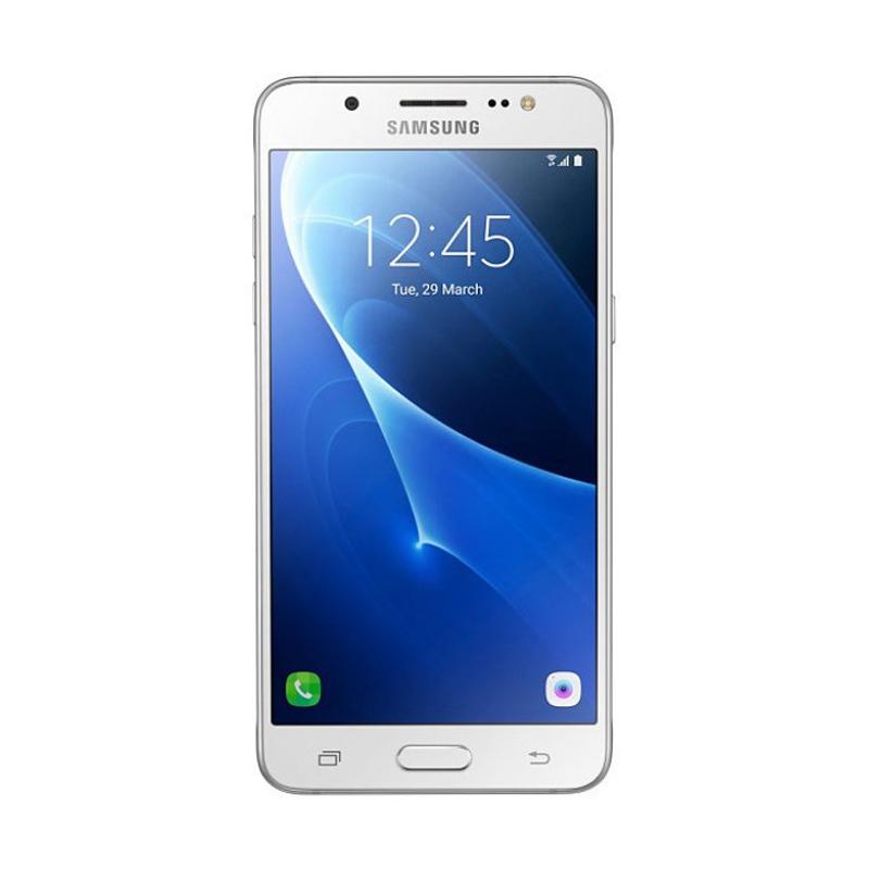 Samsung Galaxy J5 2016 Smartphone - Putih [16 GB]