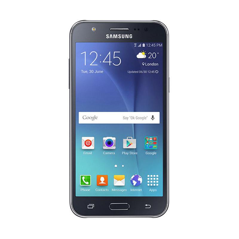 Samsung Galaxy J7 Smartphone - Black [16GB/ 1.5GB]