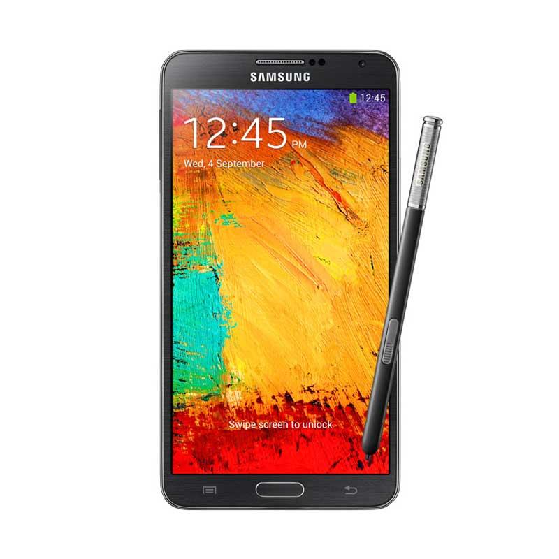 Samsung Galaxy Note 3 N9000 Smartphone - Black [32GB/ 3GB]