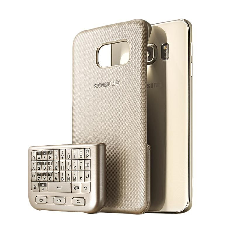 Samsung Original Platinum Keyboard Cover Case for Galaxy Note 5