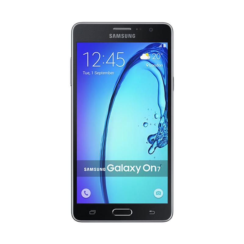 Samsung Galaxy On7 Smartphone - Black [8GB/ 1.5GB]