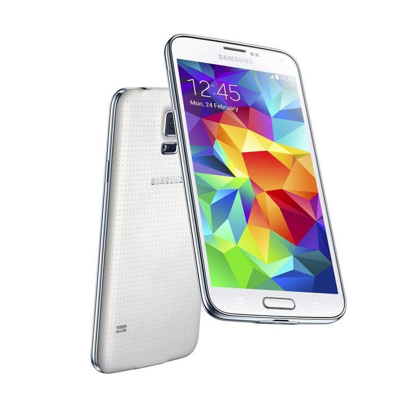 Samsung Galaxy S5 G900H Smartphone - White