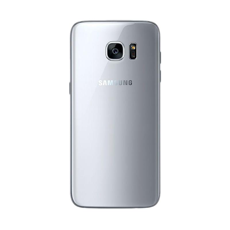 Jual Samsung Galaxy S7 Edge (Silver, 32 GB) Terbaru - Harga Promo Februari 2019 | Blibli.com