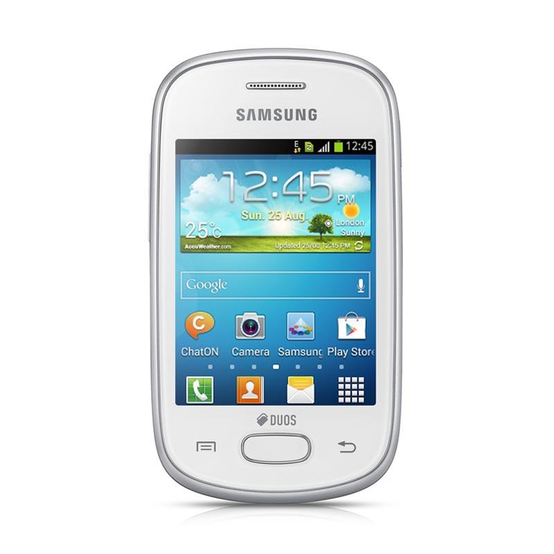 Samsung Galaxy Star GT-S5282 Smartphone - Ceramic White