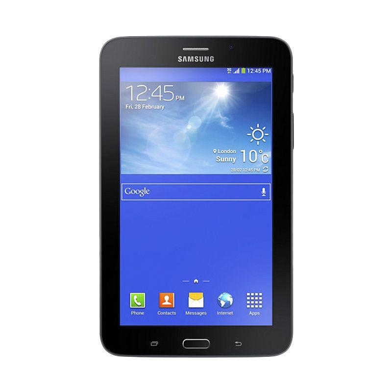 Samsung Galaxy Tab 3V T116 Smartphone - Black GARANSI RESMI SEIN