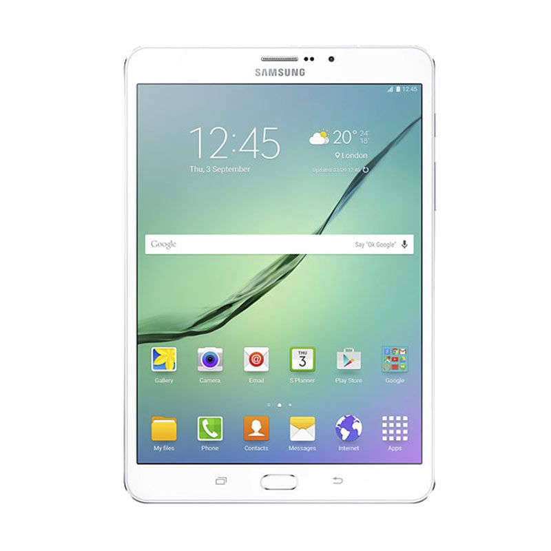 Samsung Galaxy Tab S2 Tablet - White [8.0 Inch]