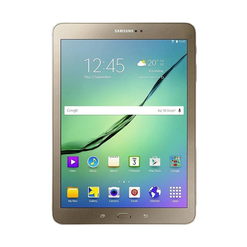 Samsung Galaxy Tab S2 SM-T715 Tablet - Gold [8 Inch]