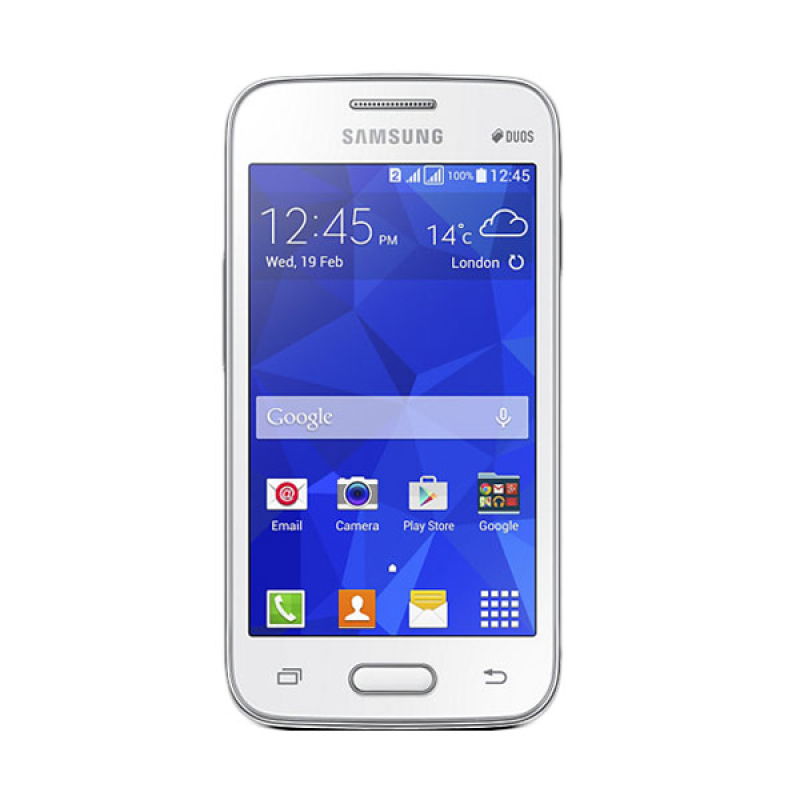 Samsung Galaxy V Plus Smartphone - White [4 GB]