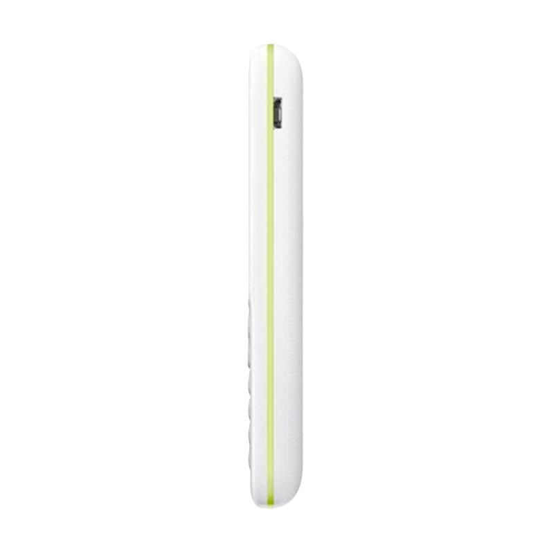 Jual Samsung Guru Music 2 Piton SM-B310E Handphone - White [Dual SIM] Online – Harga & Kualitas Terjamin | Blibli.com