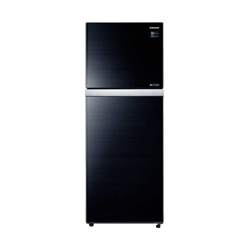 Samsung RT35K5032GL Kulkas - Hitam [Two Doors/363 L/Glass/Jabodetabek]
