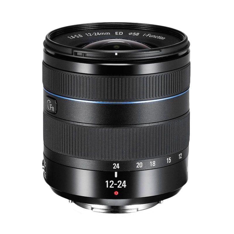 Samsung Lens 12-24mm f.4-5.6 ED Lensa Kamera