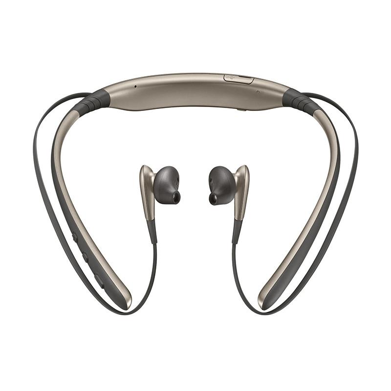 harga Samsung Level U Bluetooth Headset - Gold Blibli.com