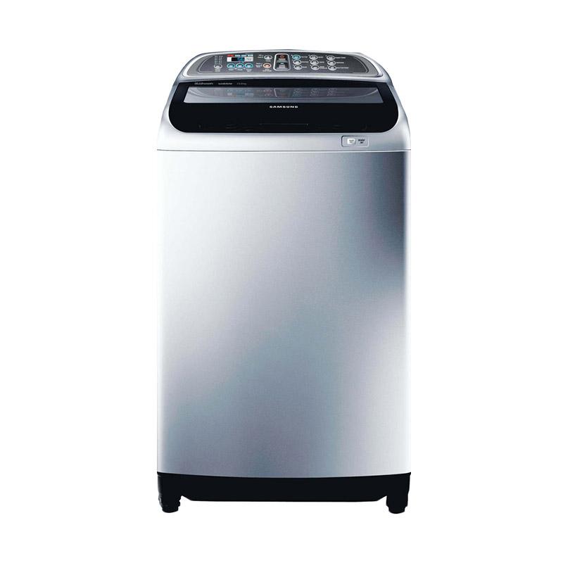 Samsung WA12-J-5730SS Mesin Cuci [Top Load]