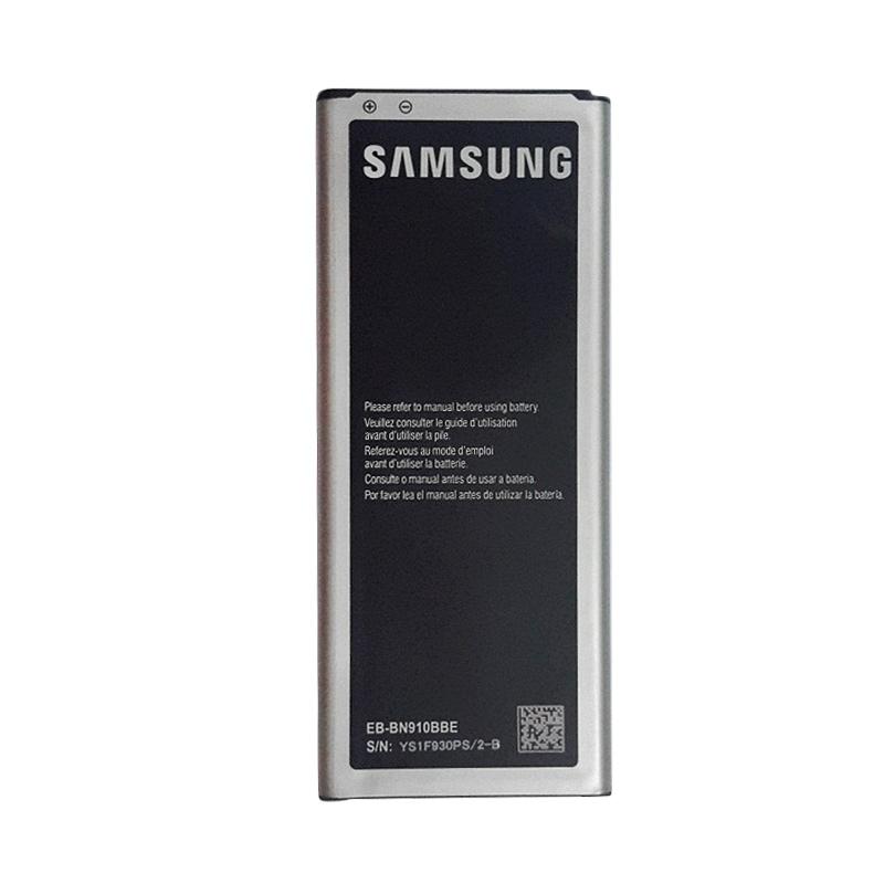 harga Samsung Original EB-BN910BBE Baterai for Galaxy Note 4 Blibli.com