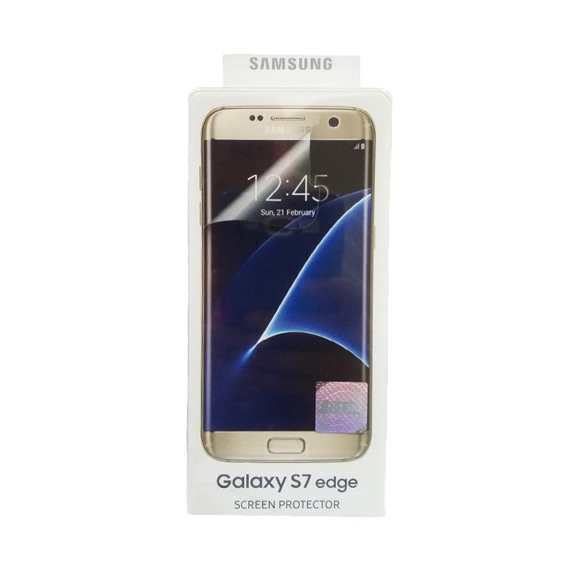 Samsung Original Screen Protector for Samsung Galaxy S7 Edge - Clear