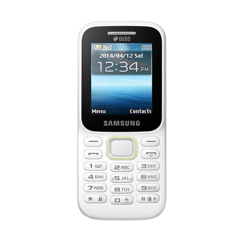 Samsung Piton B310 Handphone - Putih