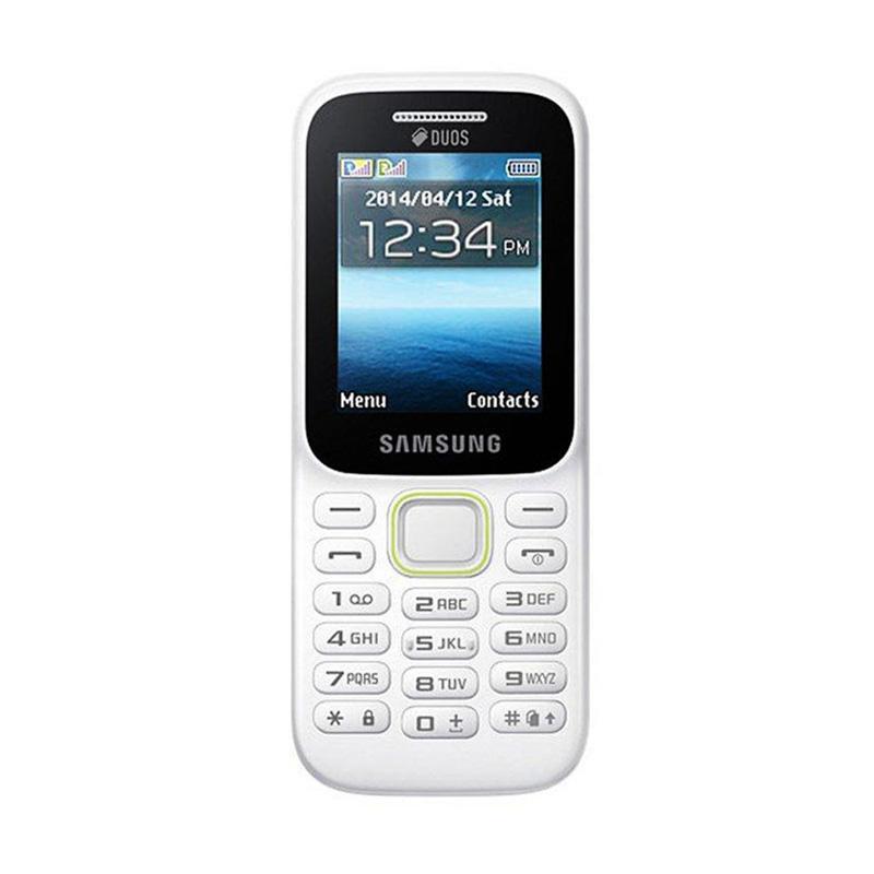 Samsung Piton B310E Handphone - White