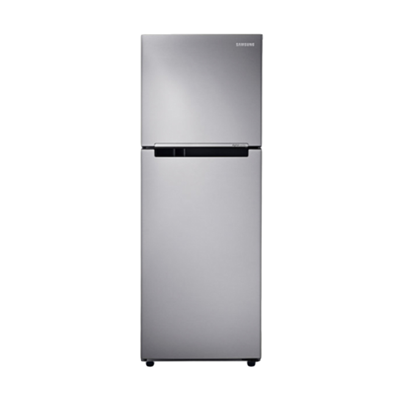 Samsung RT38K5032S8/SE 2 Doors Digital Inverter Refrigerator - Elegant Inox [384 L/Twin Cooling/Light DOI Metal]