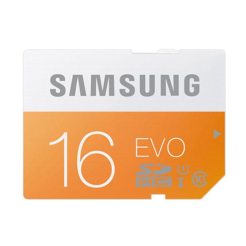 Samsung Evo UHS-1 Micro SDHC Class-10 Memory Card [16 GB/ 48 MB/s]