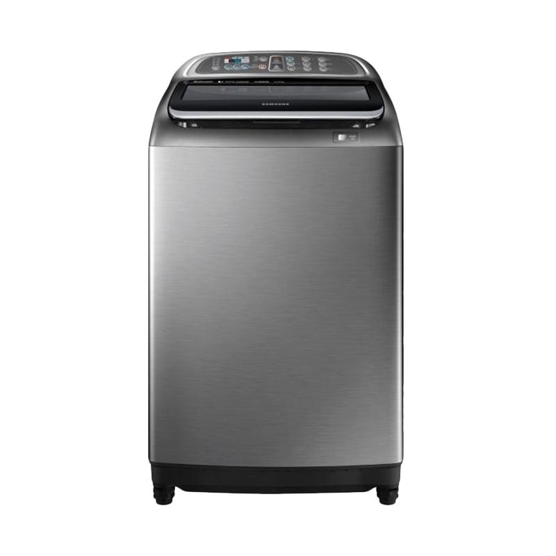 Samsung WA14J6750SP/SE Bebas Top Loading Washing Machine [14 Kg]