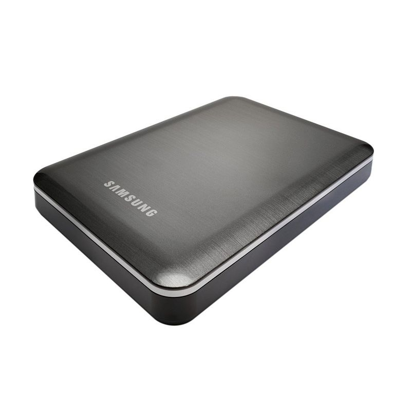 Samsung Black Hard Disk Wireless [1.5 TB]