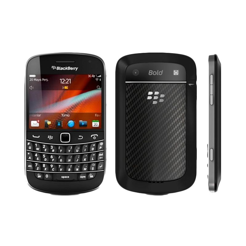Blackberry Dakota Bold 9900 Black Smartphone