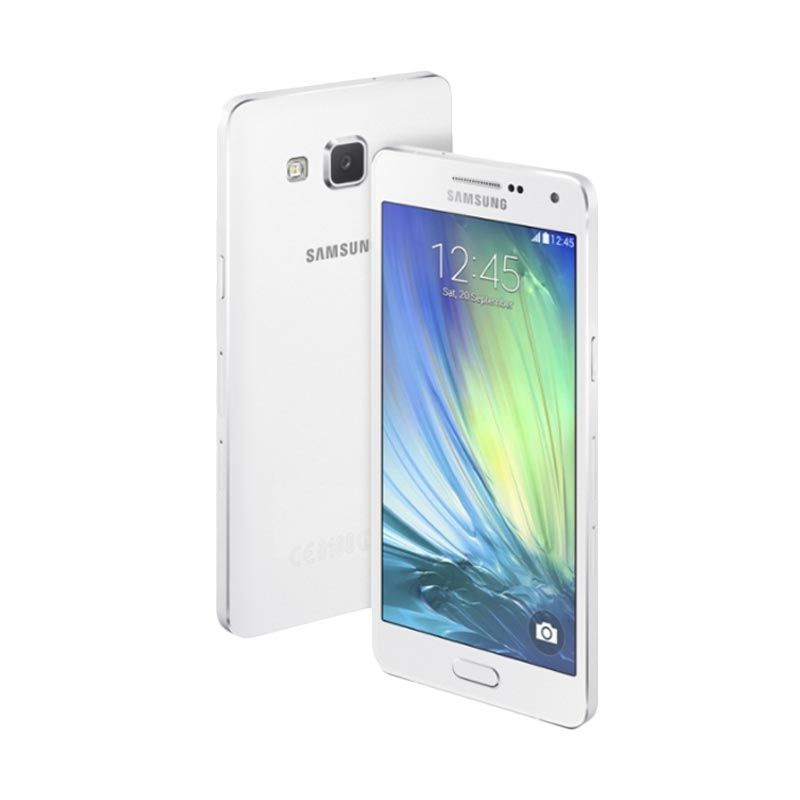 Samsung A500 Putih Smartphone