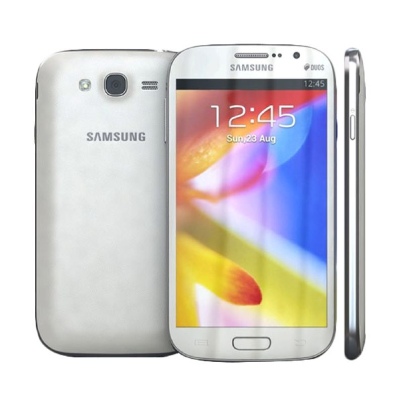 Samsung Grand 1 White Smartphone