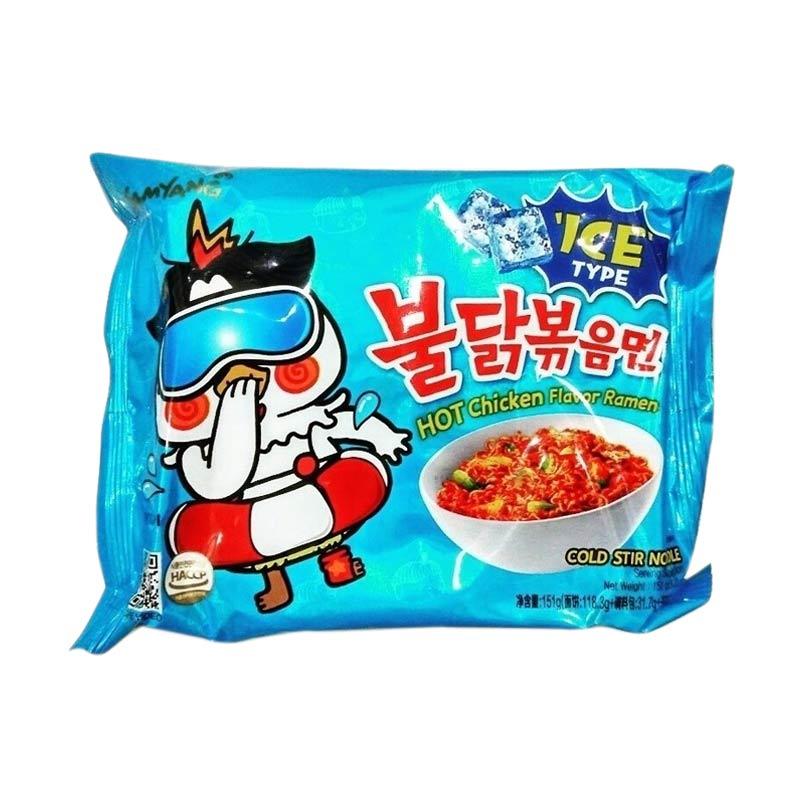 Jual Samyang Cool Ramen Makanan Instan [8 pcs] Online