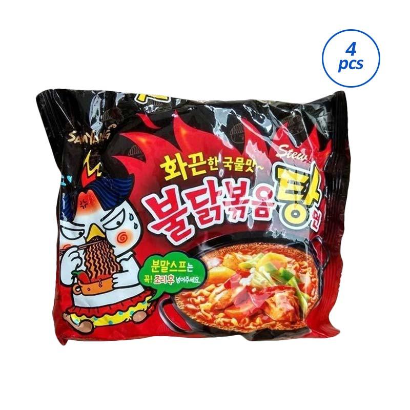 Samyang Stew Soup Mie Instan [4 pcs]