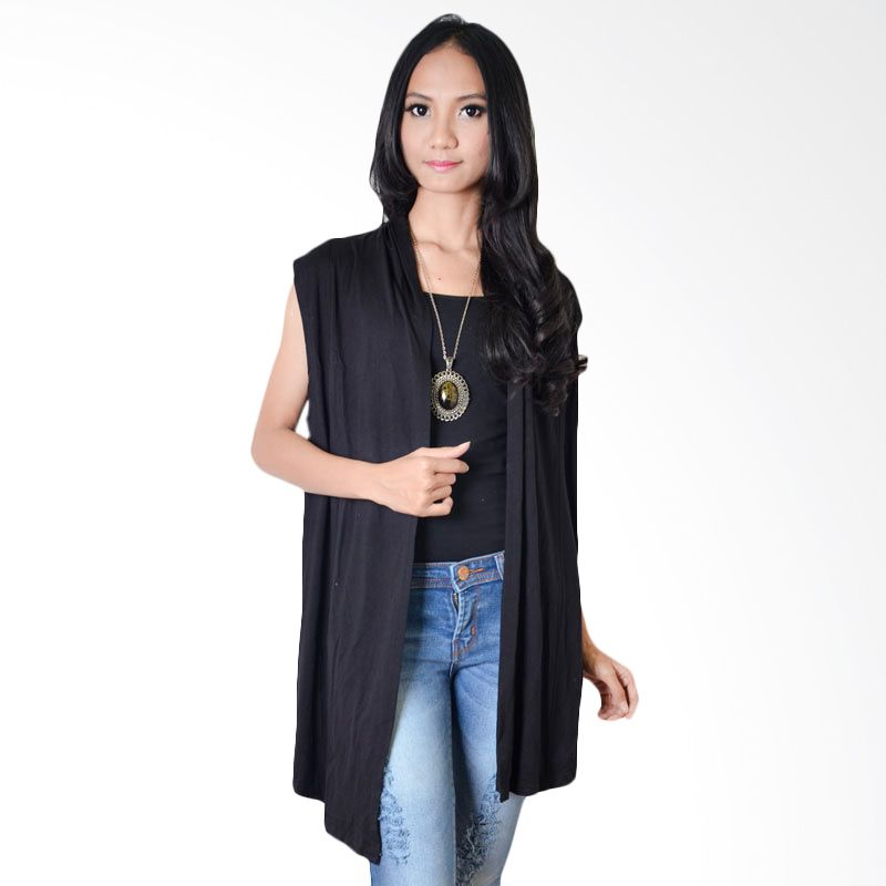 Sanban Demi Cardigan Black