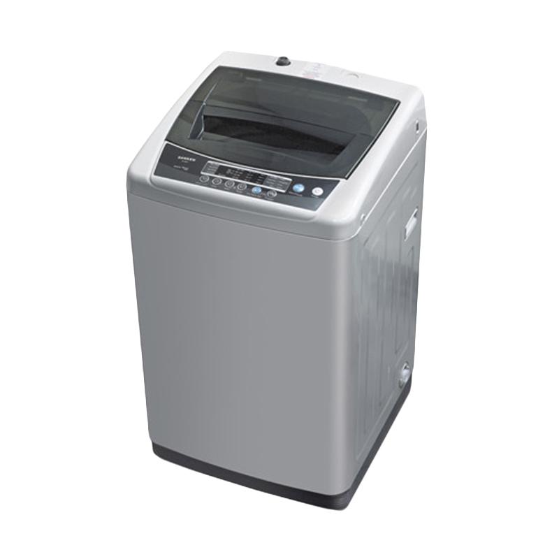 Sanken AW-S807 Top Load Mesin Cuci [7.5 Kg]