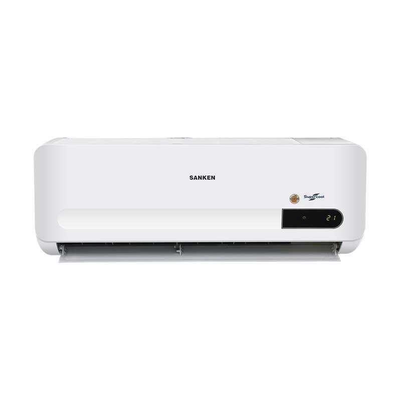Sanken EC-07R4D/L Air Conditioner with Vitamin C & Germicidal Filter [3/4 PK]