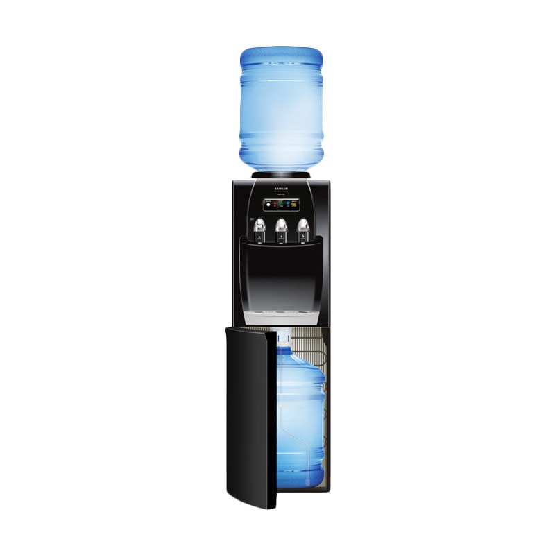 harga Sanken HWD-Z90 Dispenser Duo Gallon - Hitam Blibli.com