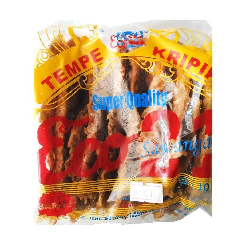 Sarah Snack Keripik Tempe Eco 21 Cemilan [2 Pcs]