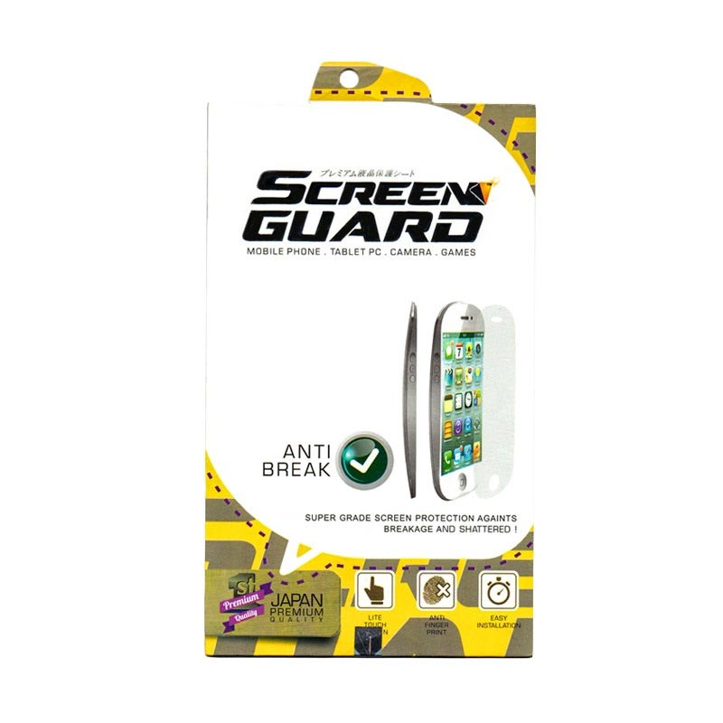 Screen Guard Anti Break Screen Protector for Xiaomi Redmi 2 [Glare]
