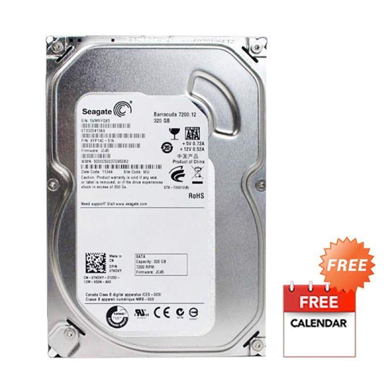 Seagate Barracuda Hard Disk Internal [320GB/3.5
