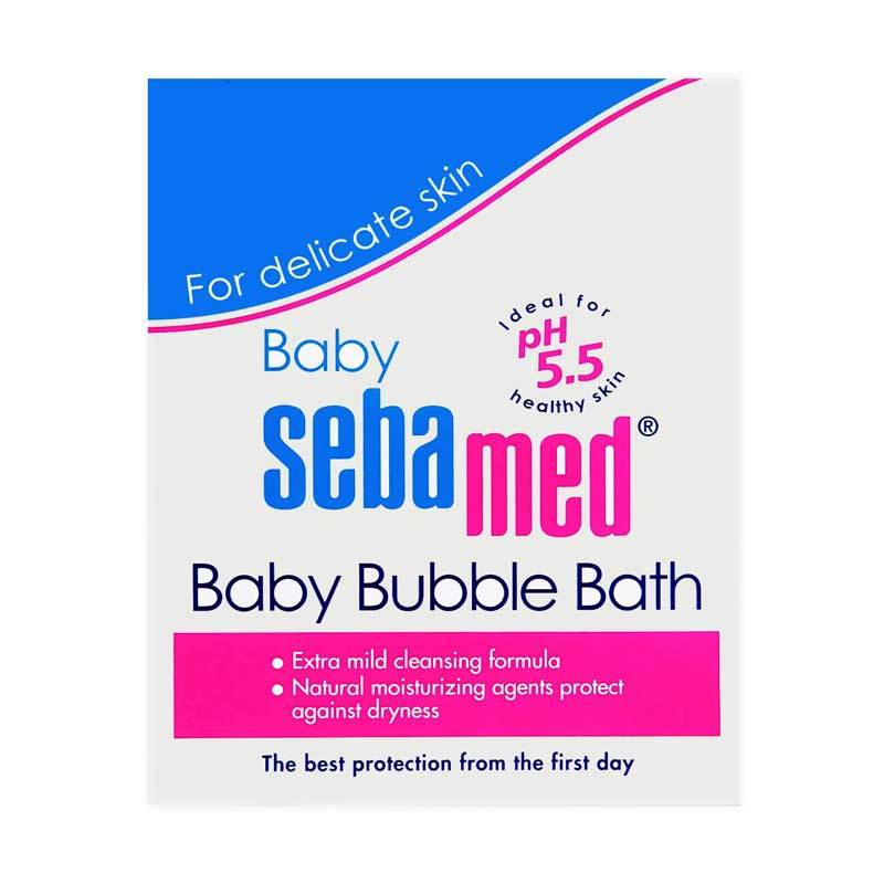 Sebamed Baby Bubble Bath Sabun Bayi