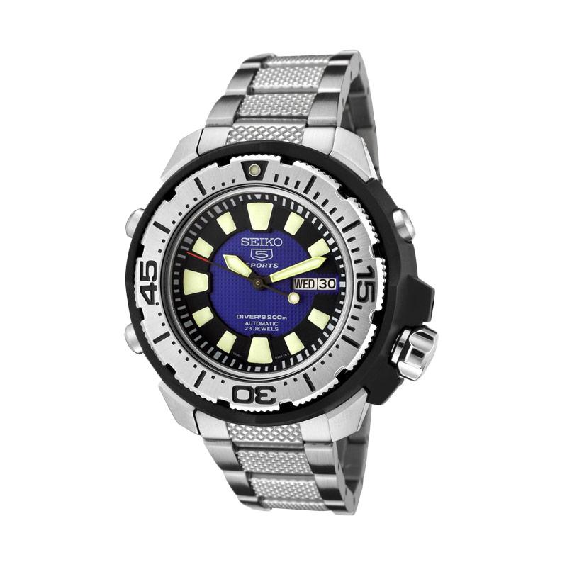 Amazoncom: Seiko 5 Divers Watch