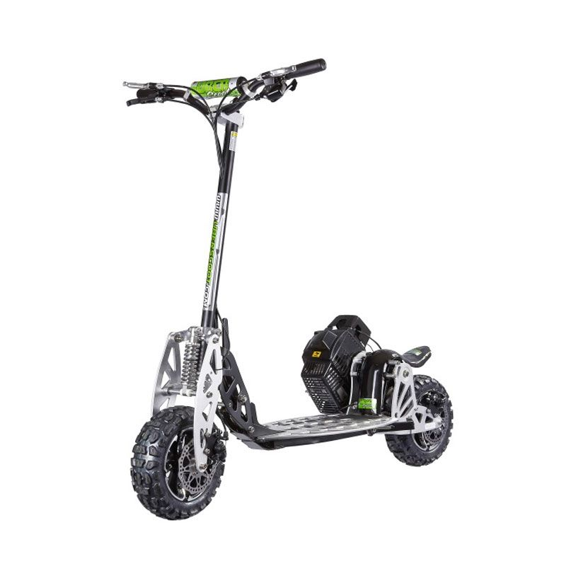 Uber Scoot 70X 2-Speed Gasoline Scooter