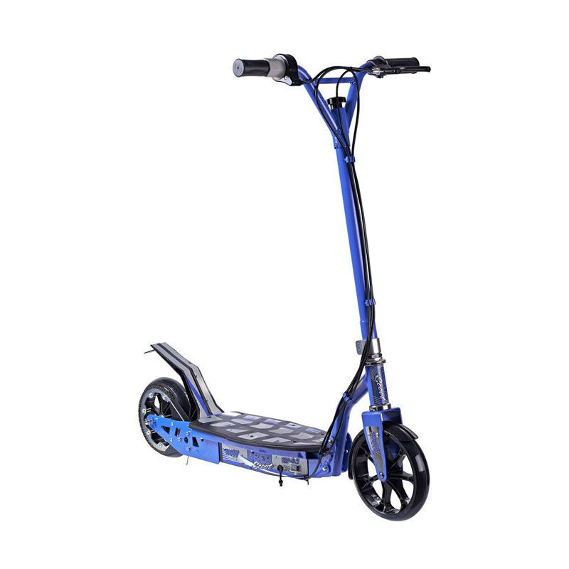 harga Uber Scoot ES01 100 W Blue Scooter Electric Blibli.com